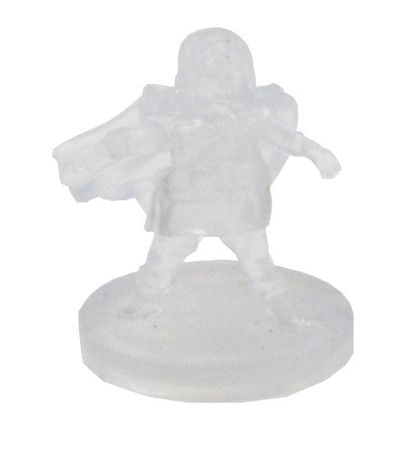 Invisible Lightfoot Halfling Rogue #07 Icons of the Realm Epic Level Starter Set