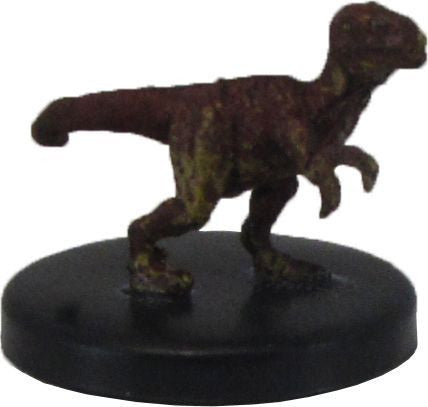 Velociraptor #5b/45 Icons of the Realms: Tomb of Annihilation