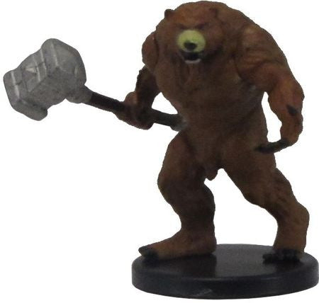 Werebear #20b/45 Icons of the Realms: Tomb of Annihilation