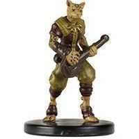 Tabaxi Minstrel #21a/45 Icons of the Realms: Tomb of Annihilation