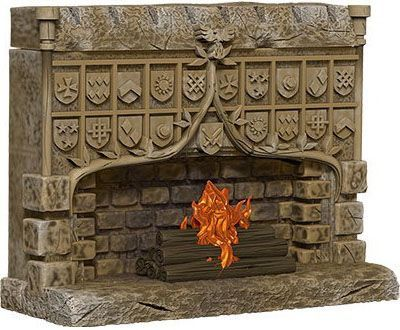 Fireplace (with Logs) #49 Maze of Death Pathfinder Battles