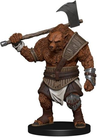 Werebear #06 Maze of Death Pathfinder Battles