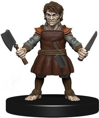 Halfling Butcher #03 Maze of Death Pathfinder Battles