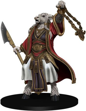 Minotaur Cleric #26 Maze of Death Pathfinder Battles