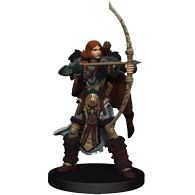 Adowyn, Human Hunter #04 Pathfinder Battles: Iconic Heroes Set V