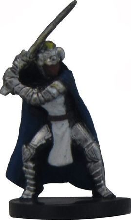 Paladin of Torm #07 Archfiends D&D Miniatures