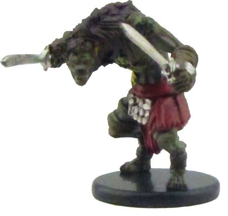 Gnoll #7/45 D&D Icon of the Realms: Monster Menagerie III