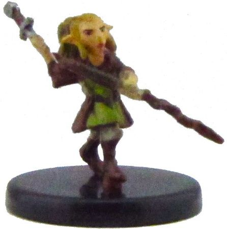 Gnome Wizard (Dagger) #11a/45 D&D Icon of the Realms: Monster Menagerie III