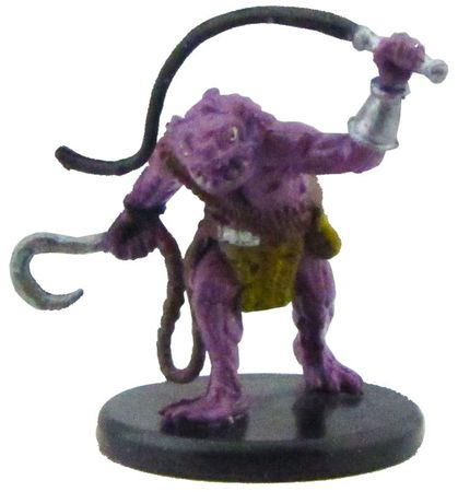 Kuo-Toa (Whip) #17/45 D&D Icon of the Realms: Monster Menagerie III