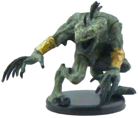 Gray Slaad (Claws) #21a/45 D&D Icon of the Realms: Monster Menagerie III