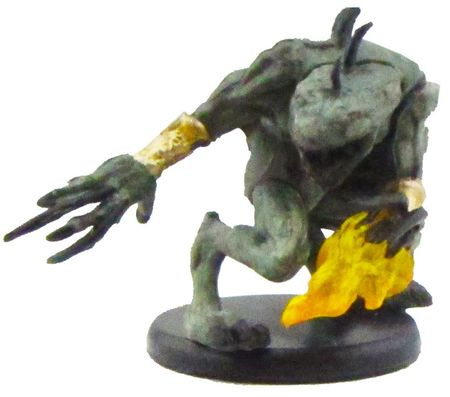 Gray Slaad (Fireball) #21b/45 D&D Icon of the Realms: Monster Menagerie III
