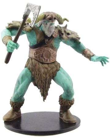 Frost Giant (Axe) #31/45 D&D Icon of the Realms: Monster Menagerie III
