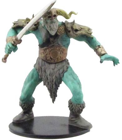Frost Giant (Sword) #32/45 D&D Icon of the Realms: Monster Menagerie III