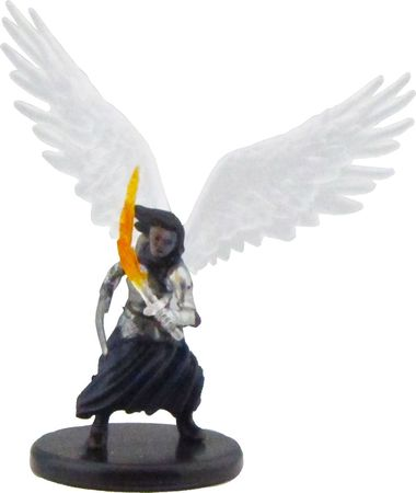 Aasimar Paladin #39b/45 D&D Icon of the Realms: Monster Menagerie III