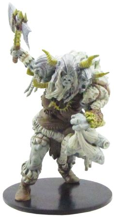 Frost Giant Everlasting One #42/45 D&D Icon of the Realms: Monster Menagerie III
