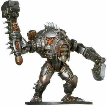 Warforged Titan #65 Giants of Legend D&D Miniatures