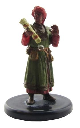 Merchant (Green Clothes) #6a/44 D&D Icons of the Realms: Waterdeep Dragon Heist