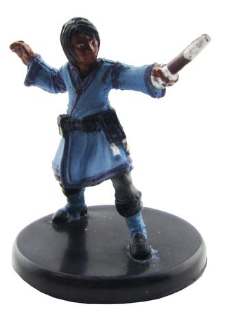 Apprentice Wizard (Blue Robe) #8b/44 D&D Icons of the Realms: Waterdeep Dragon Heist