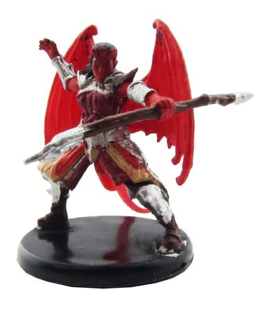 Cambion Devil #13/44 D&D Icons of the Realms: Waterdeep Dragon Heist
