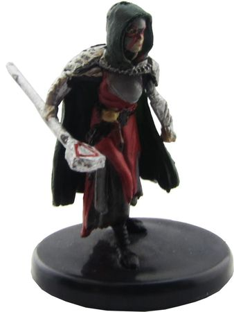 Human Warlock of the Fiend (Red Skirt) #20a/44 D&D: Waterdeep Dragon Heist