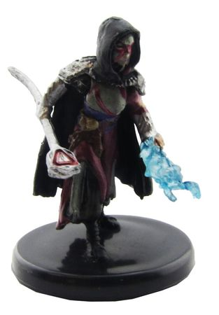 Human Warlock of the Fiend (Purple Skirt) #20b/44 D&D: Waterdeep Dragon Heist