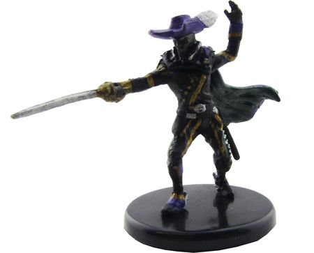 Jarlaxle Baenre #38/44 D&D Icons of the Realms: Waterdeep Dragon Heist