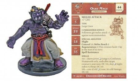 Ogre Mage #46 Angelfire D&D Miniatures