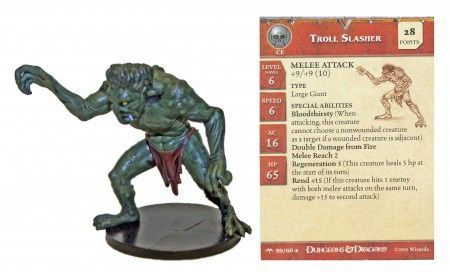 Troll Slasher #59 Angelfire D&D Miniatures