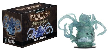 Pathfinder Battles: Kingmaker Water Elemental Case Incentive Promo