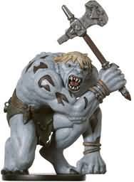 Hunched Giant #51 Underdark D&D Miniatures