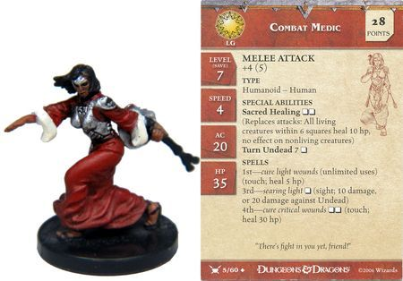 Dungeons and Dragons Prepainted Miniatures – Tagged