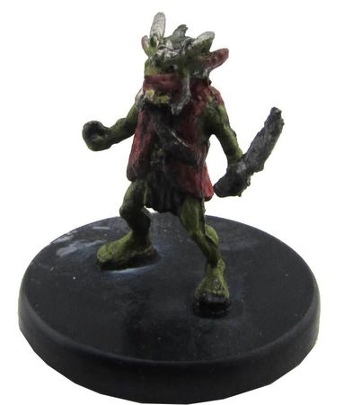 Krenko, Goblin Mob Boss #7/55 D&D Icons of the Realms: Guildmasters' Guide to Ravnica