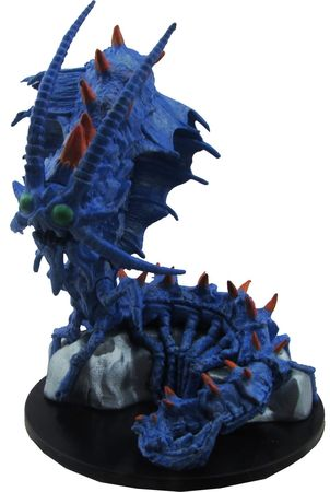 Adult Remorhaz #42/44 D&D Icons of the Realms: Waterdeep Dungeon of the Mad Mage