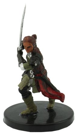 Reya Mantlemorn #7/45 D&D Icons of the Realms: Baldur's Gate Descent Into Avernus