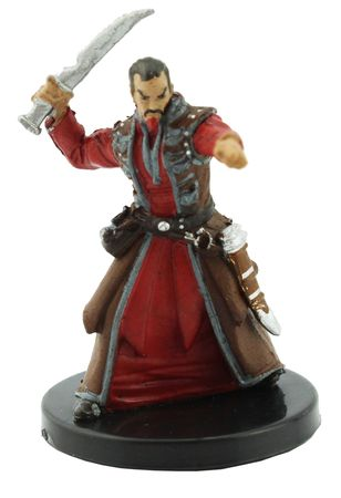 Falaster Fisk #8/45 D&D Icons of the Realms: Baldur's Gate Descent Into Avernus