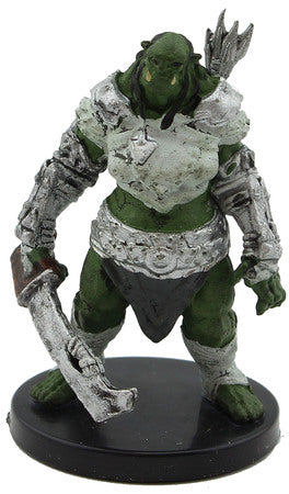 Orc Battler #04 Legendary Adventures Pathfinder Battles