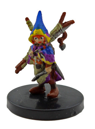 Gnome Rogue #12 Legendary Adventures Pathfinder Battles