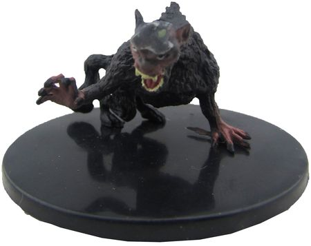 Barghest #26/44 D&D Icons of the Realms: Volo's & Mordenkainen's Foes