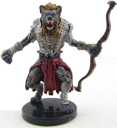 Gnoll #3/44 D&D Icons of the Realms: Volo's & Mordenkainen's Foes