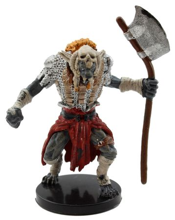 Gnoll Pack Leader #15/44 D&D Icons of the Realms: Volo's & Mordenkainen's Foes