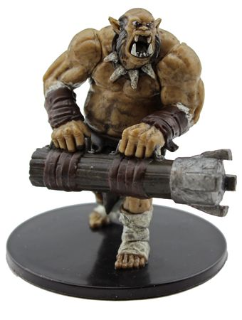 Ogre Battering Ram #32a/44 D&D Icons of the Realms: Volo's & Mordenkainen's Foes