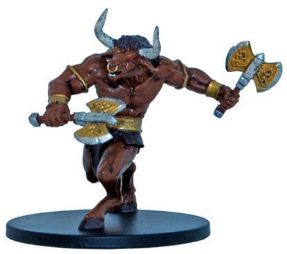 Minotaur #28 City of Lost Omens Pathfinder Battles
