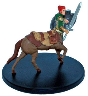 Centuar Outrider #32a (Sword & Shield) City of Lost Omens Pathfinder Battles