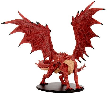 Adult Red Dragon #45 City of Lost Omens Premium Figure Pathfinder Battles