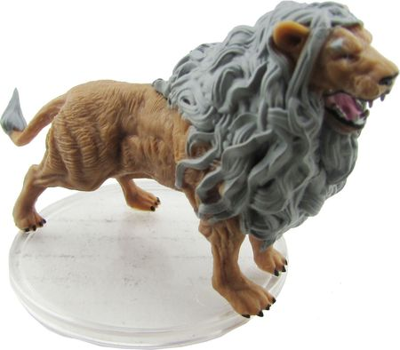 Fleecemane Lion #26 D&D Icons of the Realms: Mythic Odysseys of Theros