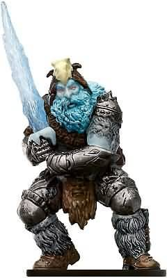 Frost Giant Jarl #52 Night Below D&D Miniatures
