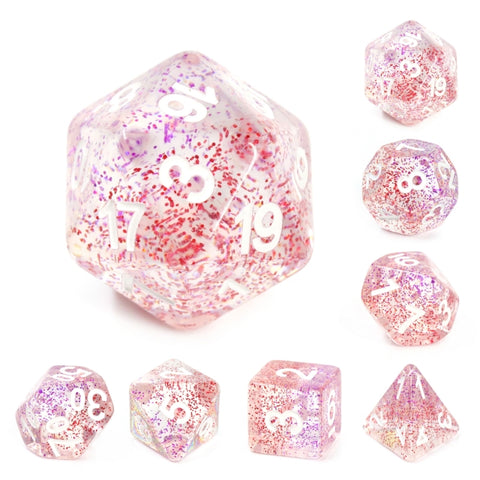 Array of Stars Dice Set
