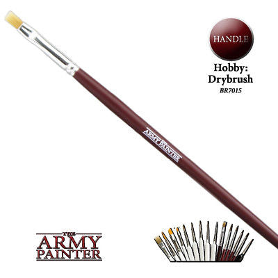 Hobby Brush: Drybrush
