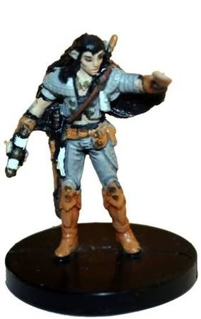 Aramil, Adventurer D&DB1 Basic Game D&D Miniatures