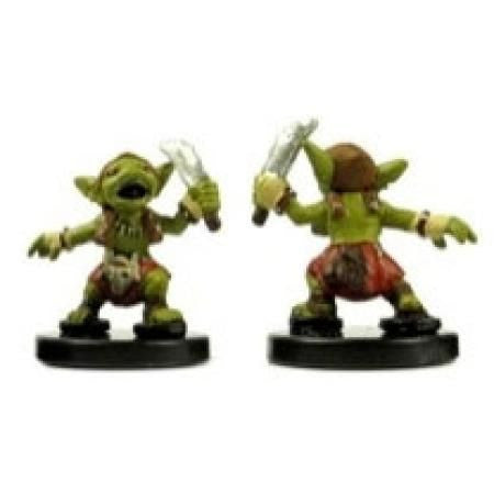 Goblin Hero (Red) #02 Heroes & Monsters Singles Pathfinder Battles